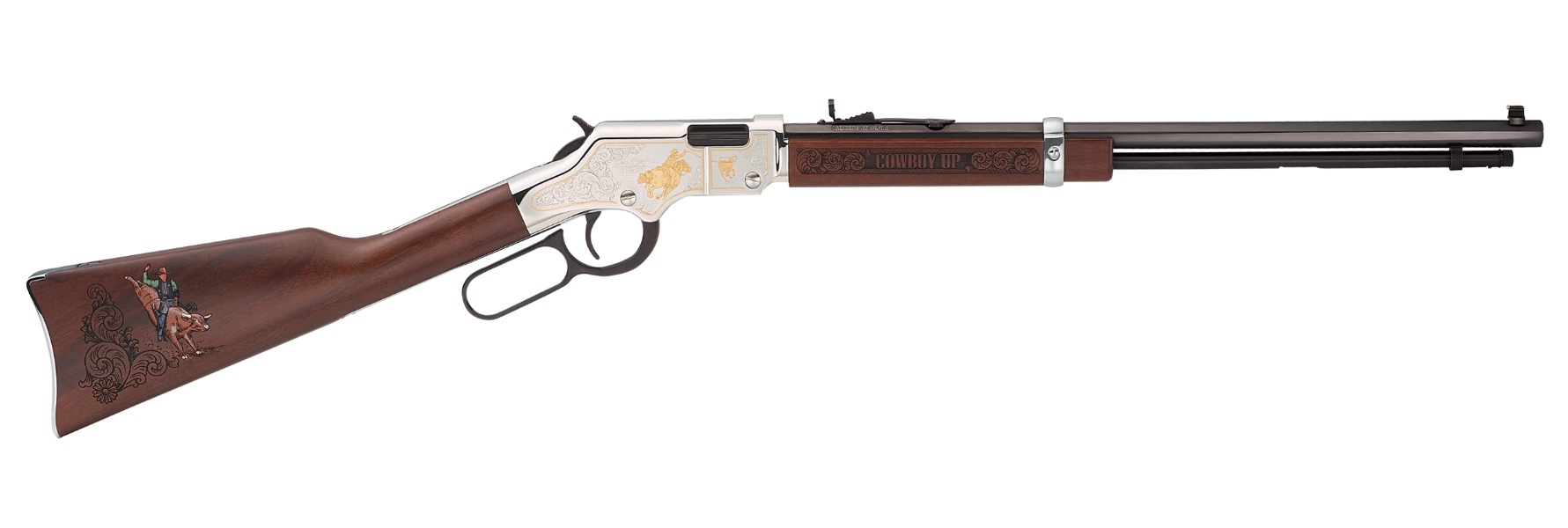 Henry Repeating Arms GOLDENBOY AMERICAN RODEO EDIT. 22 LR