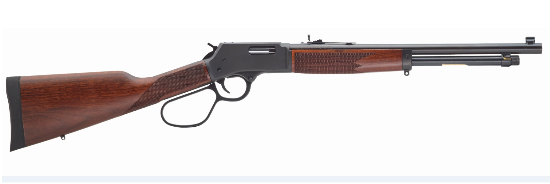 Henry Repeating Arms BIG BOY STEEL CARBINE 327 FEDERAL MAGNUM
