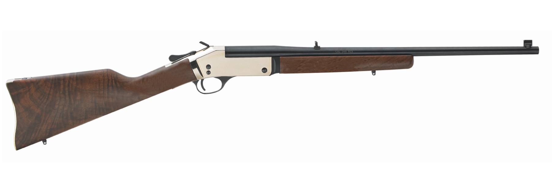 Henry Repeating Arms HENRY SINGLESHOT BRASS RIFLE 357 MAGNUM | 38 SPECIAL