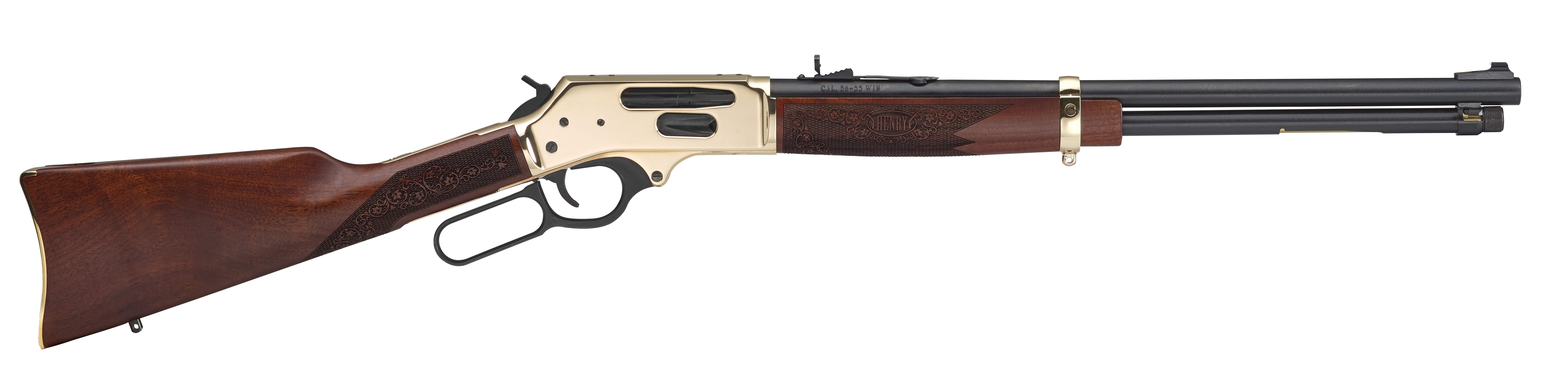 Henry Repeating Arms SIDE GATE LEVER ACTION 35 REM