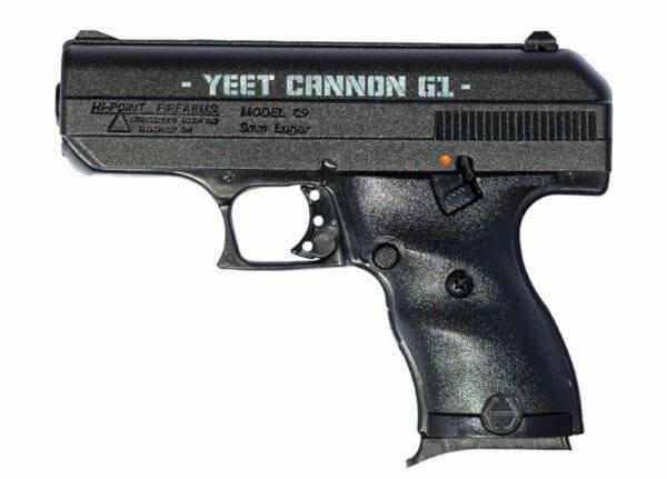 Hi-Point C-9 YEET CANNON G1 9MM