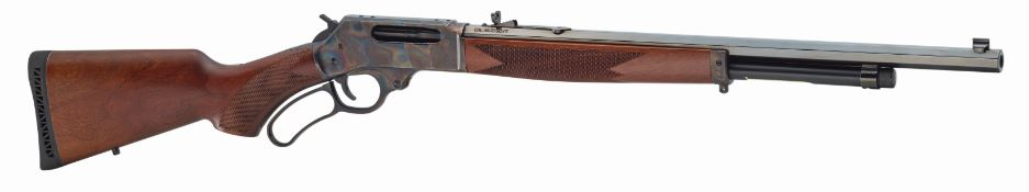 Henry Repeating Arms COLOR CASE HARDENED EDITION 45-70 GOVT