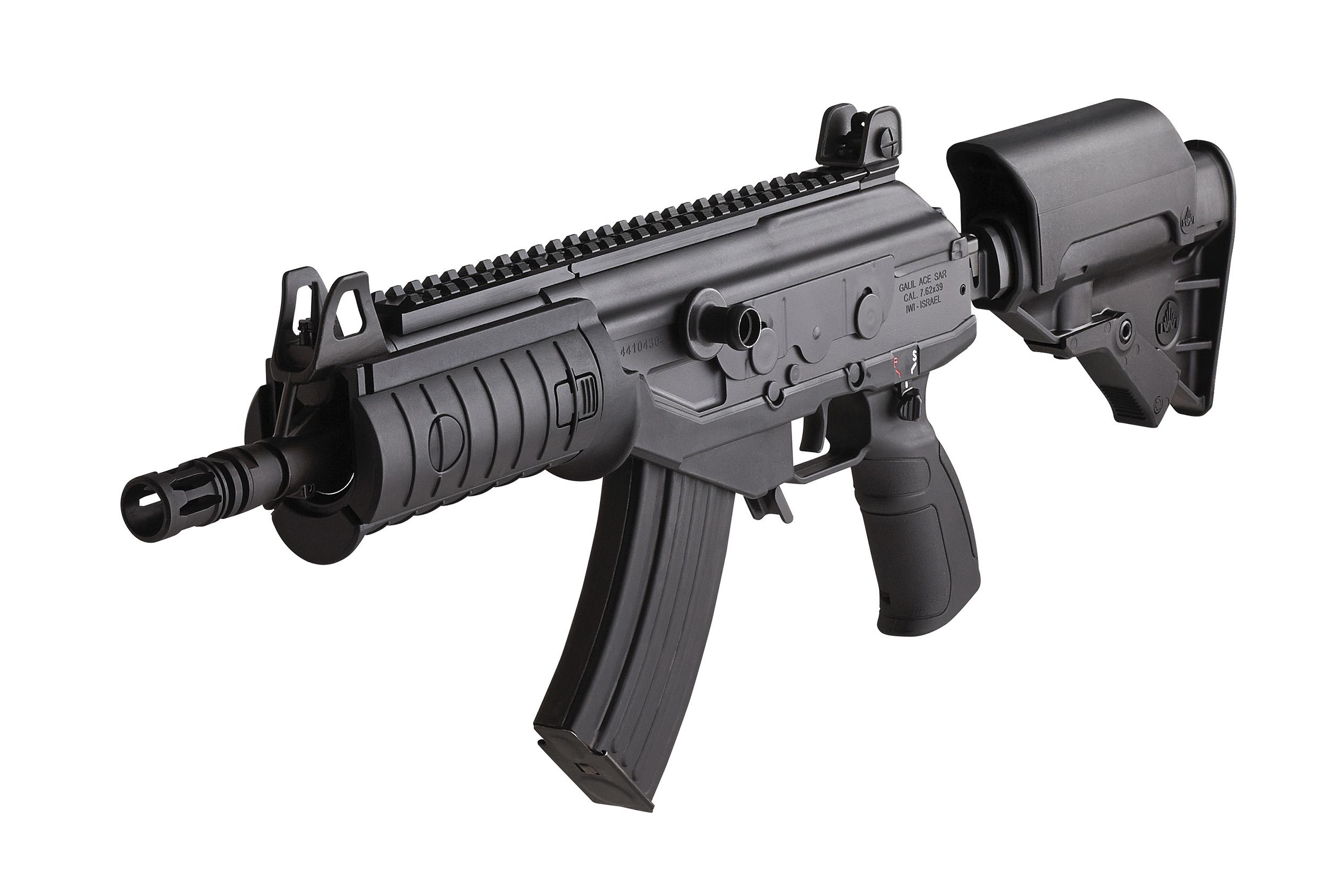 IWI - Israel Weapon Industries GALIL ACE SBR 7.62 X 39MM