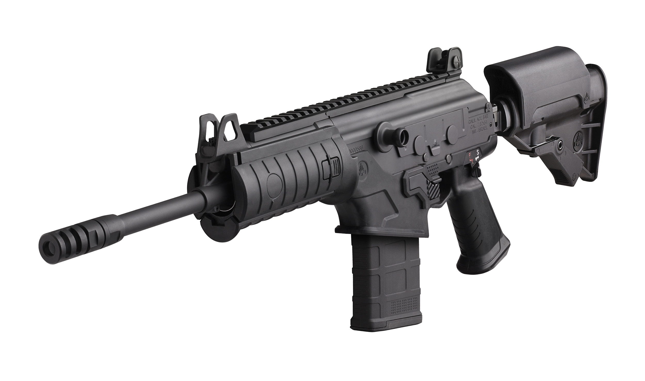 IWI - Israel Weapon Industries GALIL ACE SBR 7.62 X 51MM   308 WIN