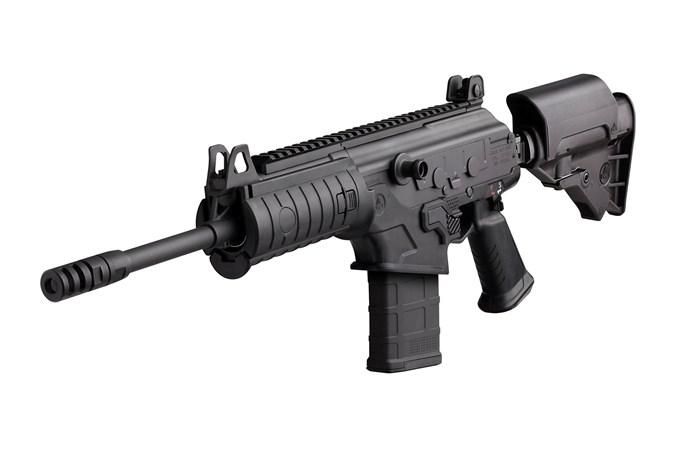 "IWI - Israel Weapon Industries Galil Ace SBR 7.62 x 51mm | 308 Win NFA - Short Barrel Rifle - Item #: IWGAR51SBR / MFG Model #: GAR51SBR / UPC: 818004020272 - GALIL ACE SBR 7.62X51 11.8"" 20+1 | SIDE FOLDING STOCK"