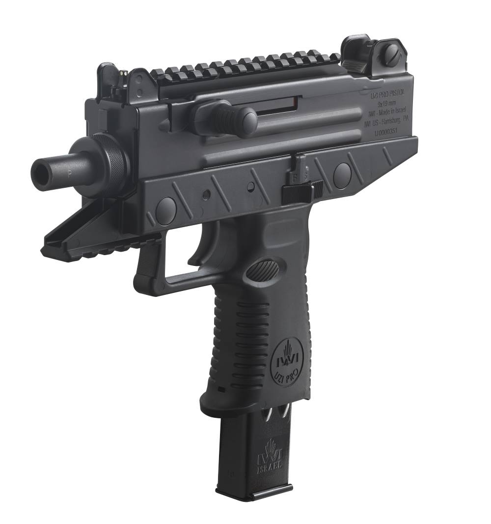 IWI - Israel Weapon Industries UZI PRO PISTOL 9MM