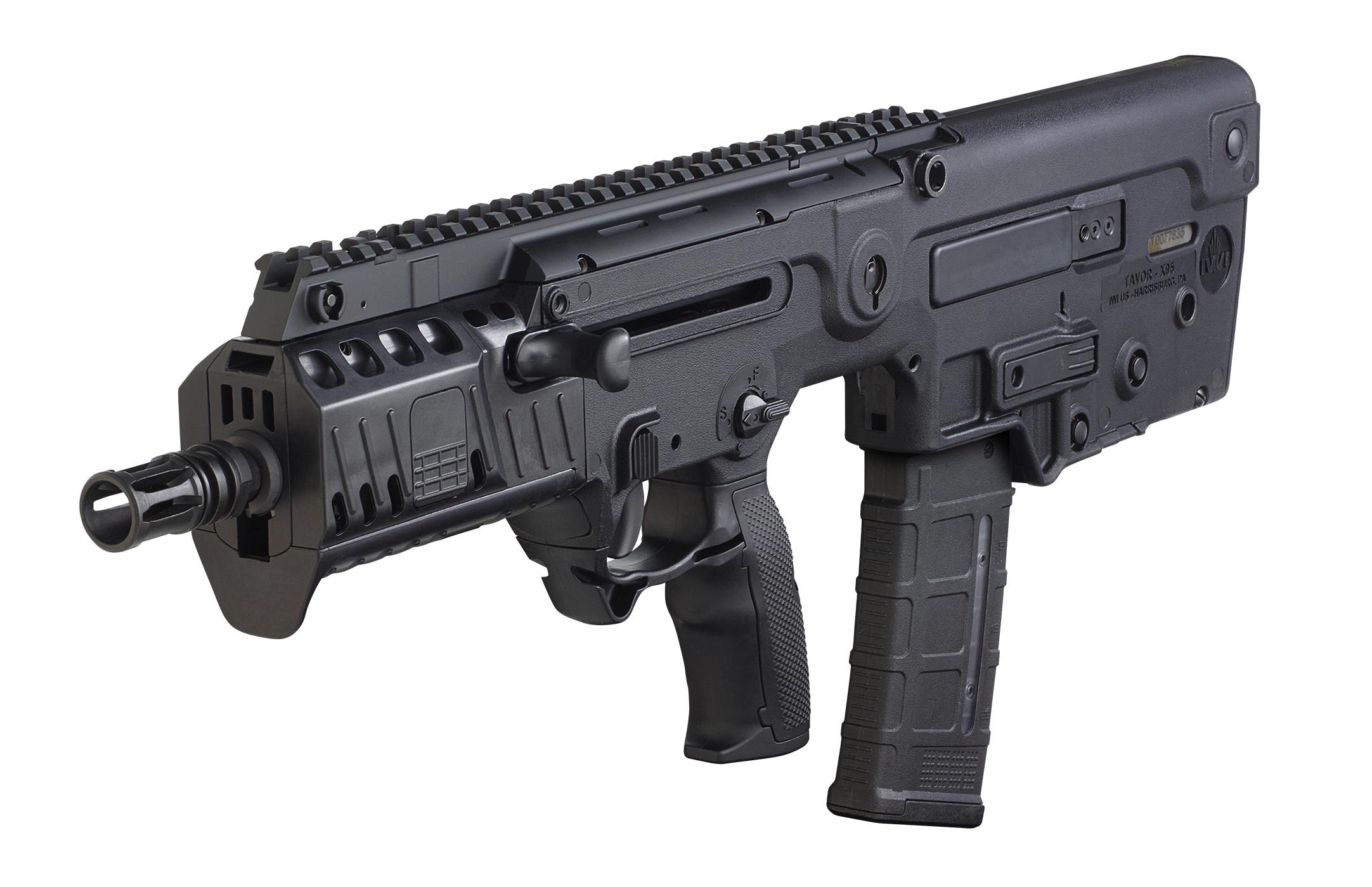 IWI - Israel Weapon Industries TAVOR X95 BULLPUP SBR 223 REM   5.56 NATO