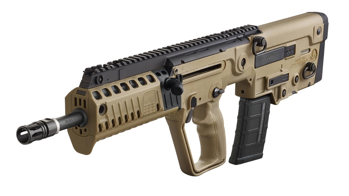 IWI - Israel Weapon Industries TAVOR XB95 300 AAC BLACKOUT