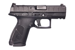 Beretta APX Centurion RDO 9mm  Item #: BEJAXQ92170 / MFG Model #: JAXQ92170 / UPC: 082442906911 APX CENTURION RDO 9MM BK 15+1#