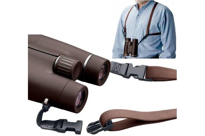 Leupold Quick Release Bino Harness  Accessory-Binoculars - Item #: LP55895 / MFG Model #: 55895 / UPC: 030317558956 - HARNESS BINOCULAR QR QUICK RELEASE
