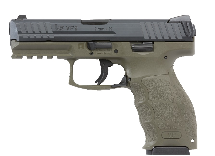 Heckler and Koch (HK USA) VP9 9MM