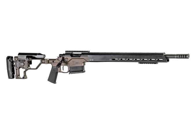 "Christensen Arms Modern Precision Rifle 308 Win Rifle - Item #: CN8010300800 / MFG Model #: 801-03008-00 / UPC: 696528086383 - MPR 308WIN CHASSIS BRWN 16"" MB 801-03008-00"