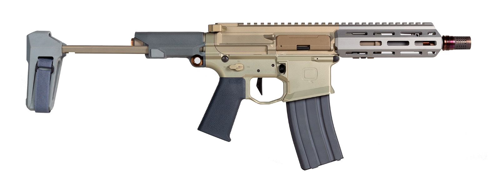 Q HONEY BADGER PISTOL 300 AAC BLACKOUT