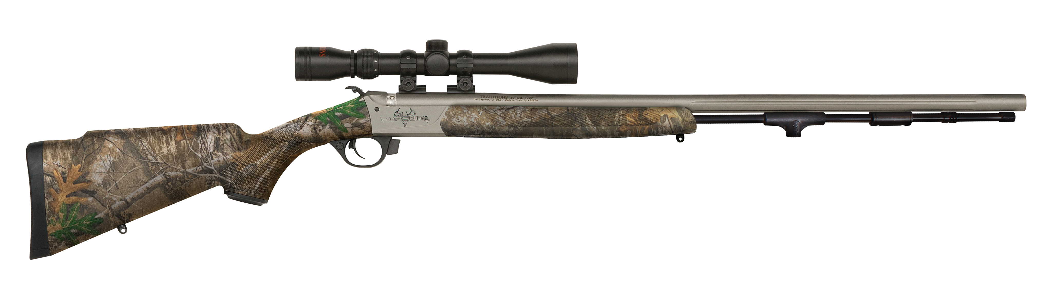 Traditions PERSUIT G4 ULTRALIGHT 50 CALIBER