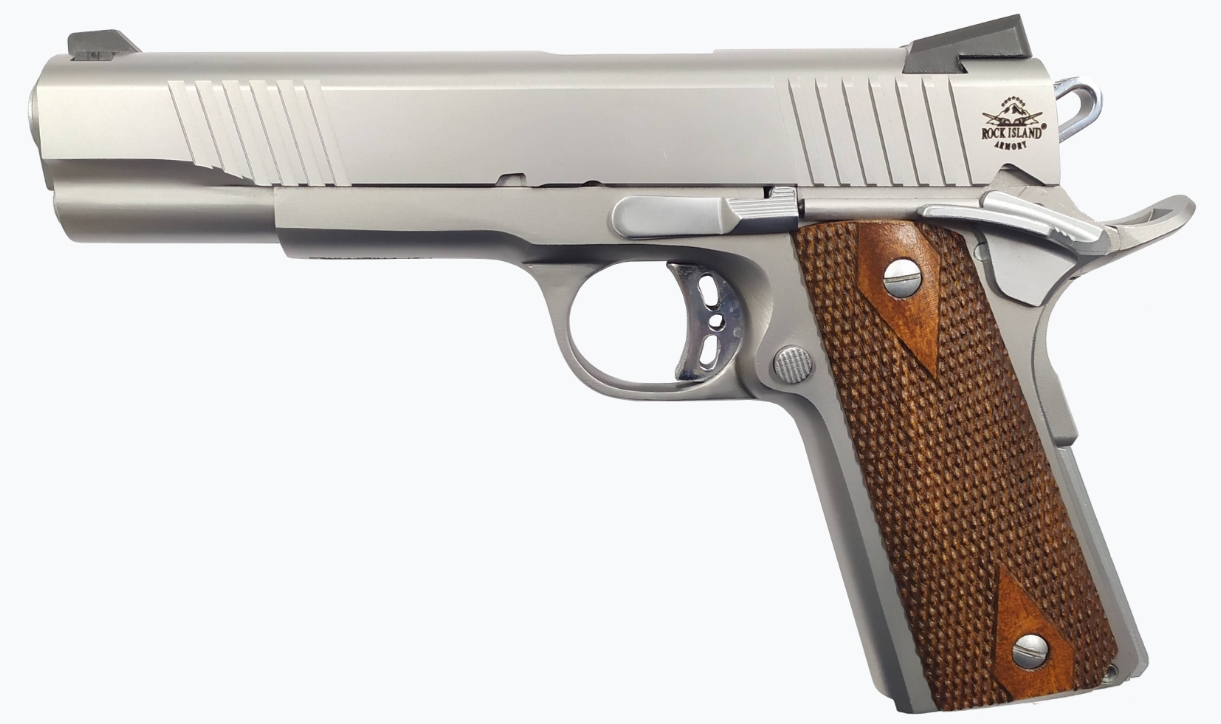 Rock Island Armory M1911 ROCK FS TACTICAL 45 ACP