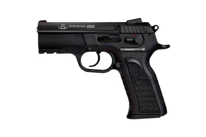 """Rock Island Armory RIA MAPP1 Mid Size 9mm Semi-Auto Pistol - Item #: RI51656 / MFG Model #: 51656 / UPC: 4806015516569 - RIA MAPP1 MS 9MM BK 3.7"""" 16+1"""