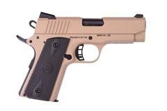 LIPSEY'S EXCLUSIVE Rock Island Armory M1911 CS FDE 9mm  Item #: RI51826 / MFG Model #: 51826 / UPC: 4806015518266 M1911-A1 CS TACT 9MM FDE FLAT DARK EARTH CERAKOTE