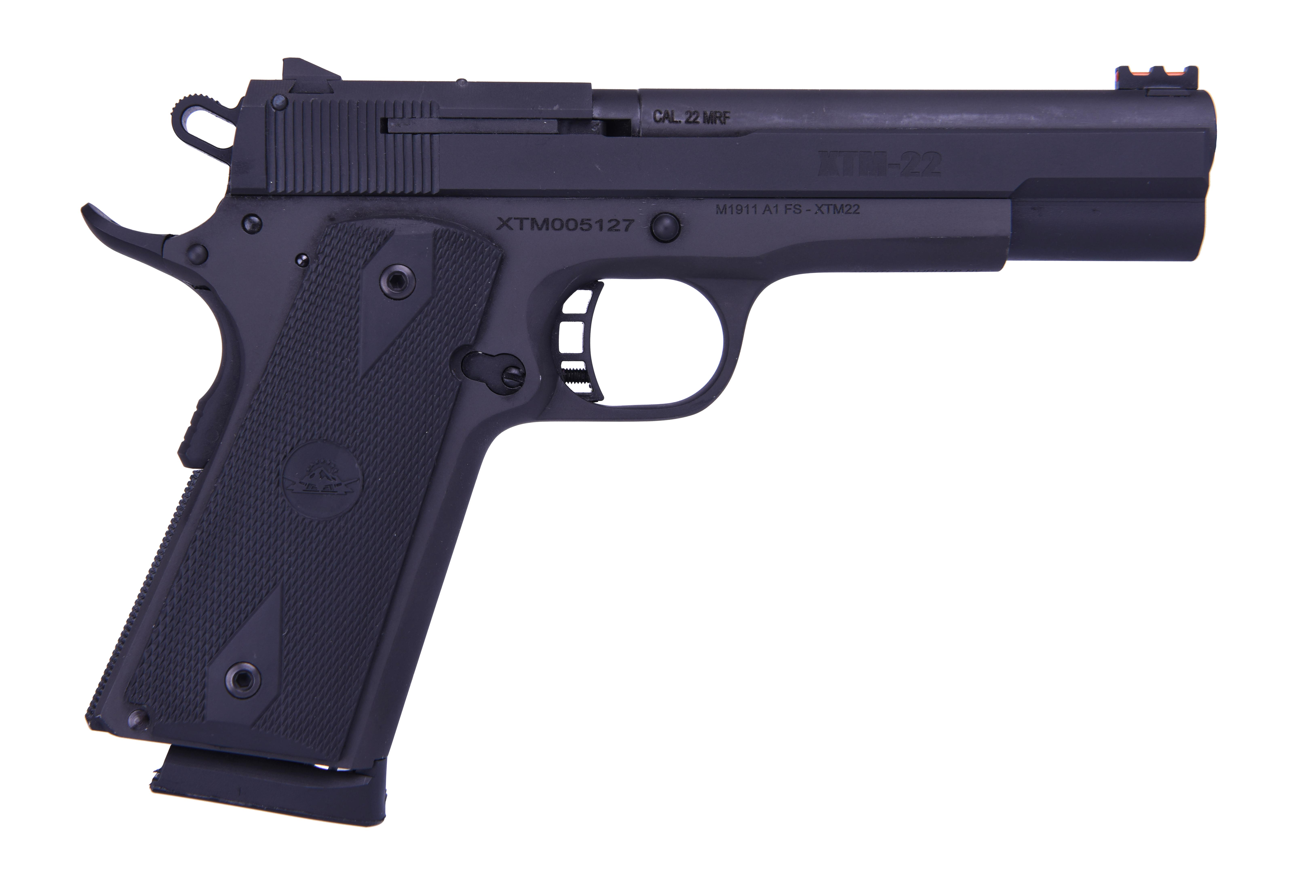 Rock Island Armory M1911-A1 XT22 22 MAGNUM