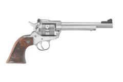 "TALO EXCLUSIVE Ruger Single Six 22 LR | 22 Magnum  Item #: RUKNR-6-TALO / MFG Model #: 0676 / UPC: 736676006762 SINGLE SIX 22-22MAG SS/WD 6.5"" 0676