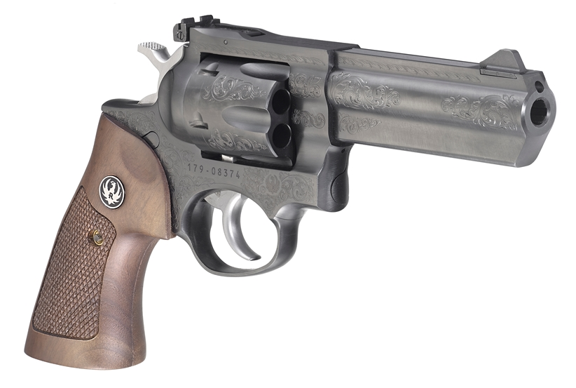 Ruger GP100 DELUXE 357 MAGNUM   38 SPECIAL