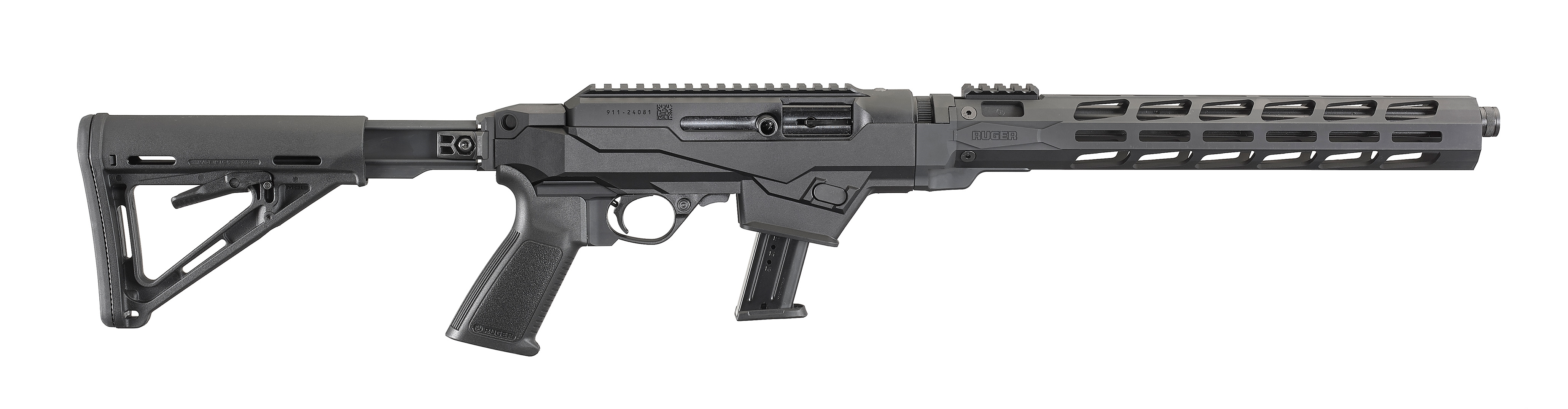 Ruger PISTOL CALIBER (PC) CARBINE 9MM
