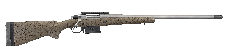 Ruger M77 HAWKEYE LONG-RANGE HUNTER 6.5 CREEDMOOR