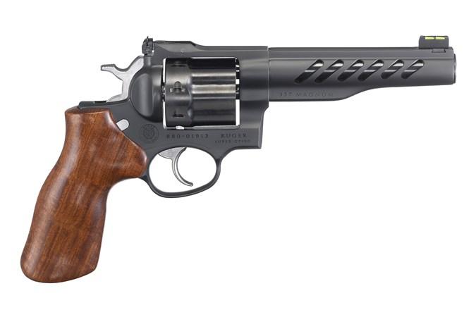 Ruger Super GP100 Competition 357 Magnum | 38 Special Revolver