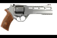 "Chiappa Firearms Rhino 60DS 357 Magnum | 38 Special  Item #: CI340.224 / MFG Model #: 340.224 / UPC: 8053670712195 RHINO 60DS 357MAG 6"" NICKEL AS 340.224"