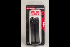 Ruger BX-25 Value Pack 22 LR  Item #: RUBX-25-2 / MFG Model #: 90548 / UPC: 736676905485 BX-25 VALUE PACK 90548 TWO BX-25 MAGAZINES