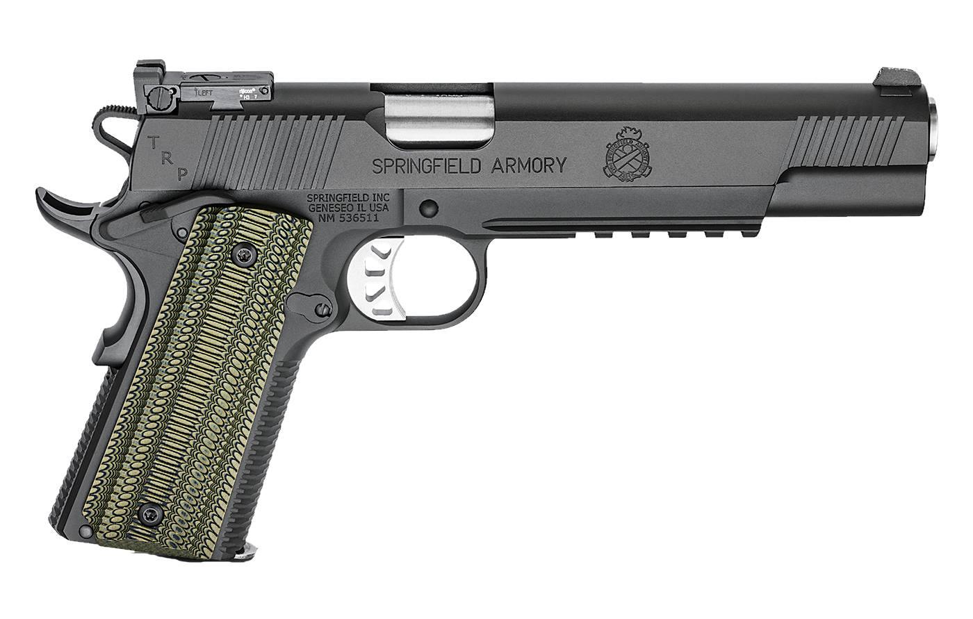 Springfield Armory TRP OPERATOR BLACK 10MM