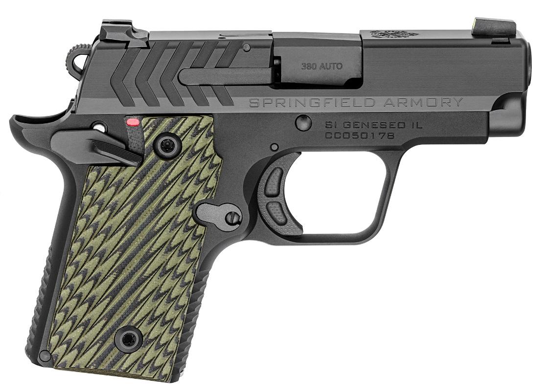 Springfield Armory 911 380 ACP