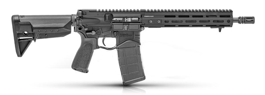 Springfield Armory SAINT EDGE SBR 223 REM   5.56 NATO