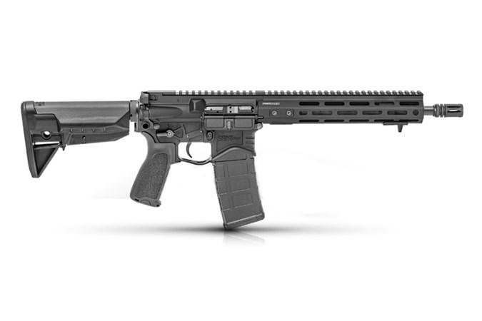 "Springfield Armory Saint Edge SBR 223 Rem | 5.56 NATO NFA - Short Barrel Rifle - Item #: SFSTE9115556B / MFG Model #: STE9115556B / UPC: 706397920944 - SAINT EDGE SBR 5.56 11.5"" 30+1"