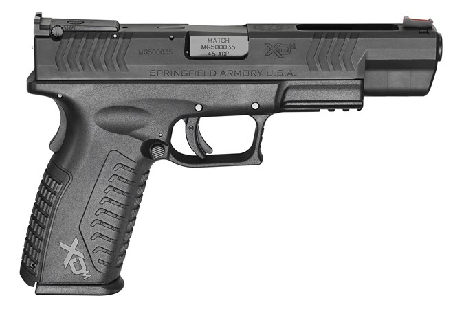 Springfield Armory XD(M) Competition 45 ACP Semi-Auto Pistol