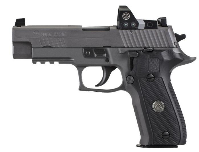 SIG SAUER P226 RX LEGION 9MM