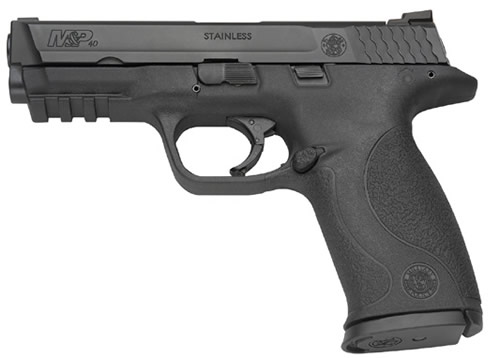 Smith and Wesson M&P40 40 S&W