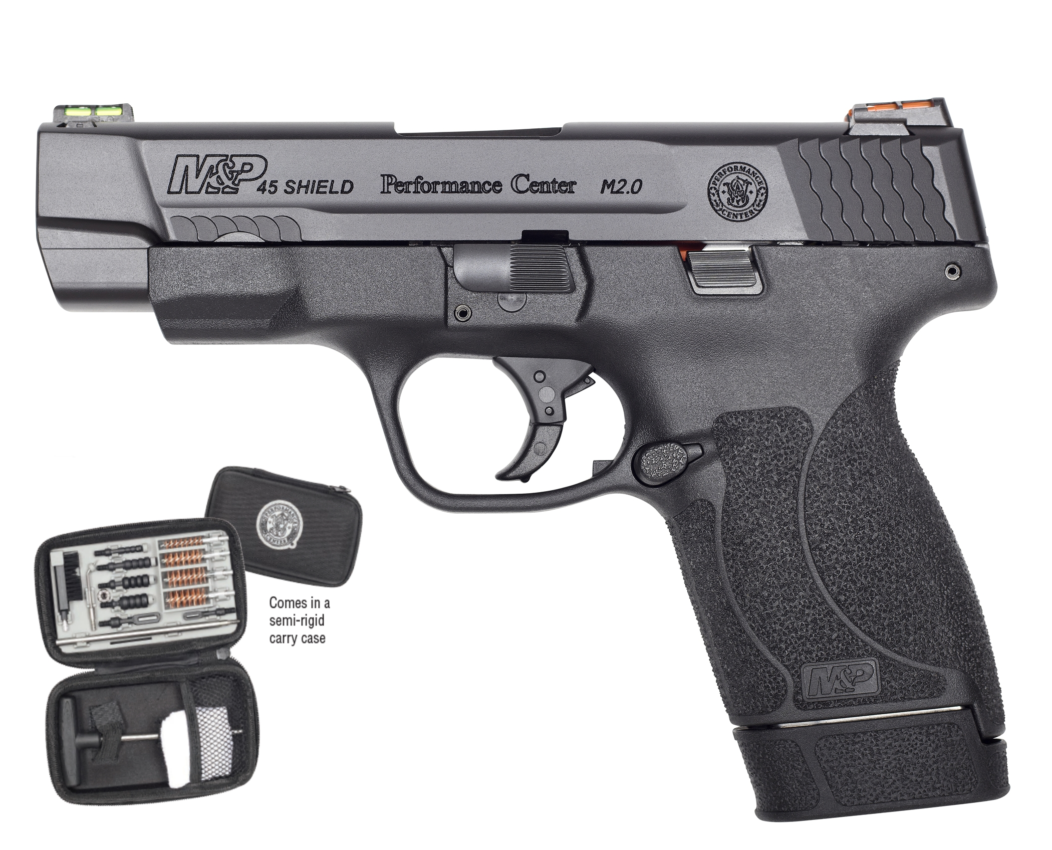 Smith and Wesson M&P45 SHIELD M2.0 45 ACP