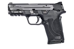 Smith and Wesson M&P9 M2.0 Shield EZ 9mm  Item #: SM12436 / MFG Model #: 12436 / UPC: 022188879209 M&P9 M2.0 SHIELD EZ 9MM SAFETY 12436 | THUMB SAFETY