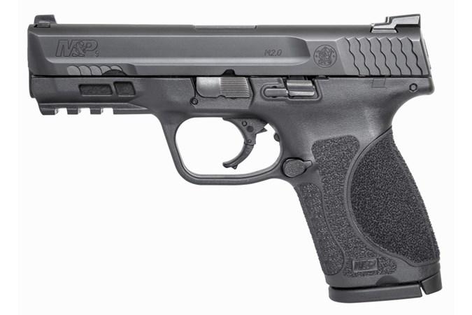 Smith and Wesson M&P9 M2.0 Compact MA Comply 9mm Semi-Auto Pistol
