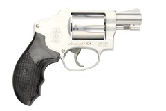 LIPSEY'S EXCLUSIVE Smith and Wesson 642 Deluxe 38 Special  Item #: SM150957 / MFG Model #: 150957 / UPC: 022188145182 642 DELUXE 38SPC BLACK CROC 150957
