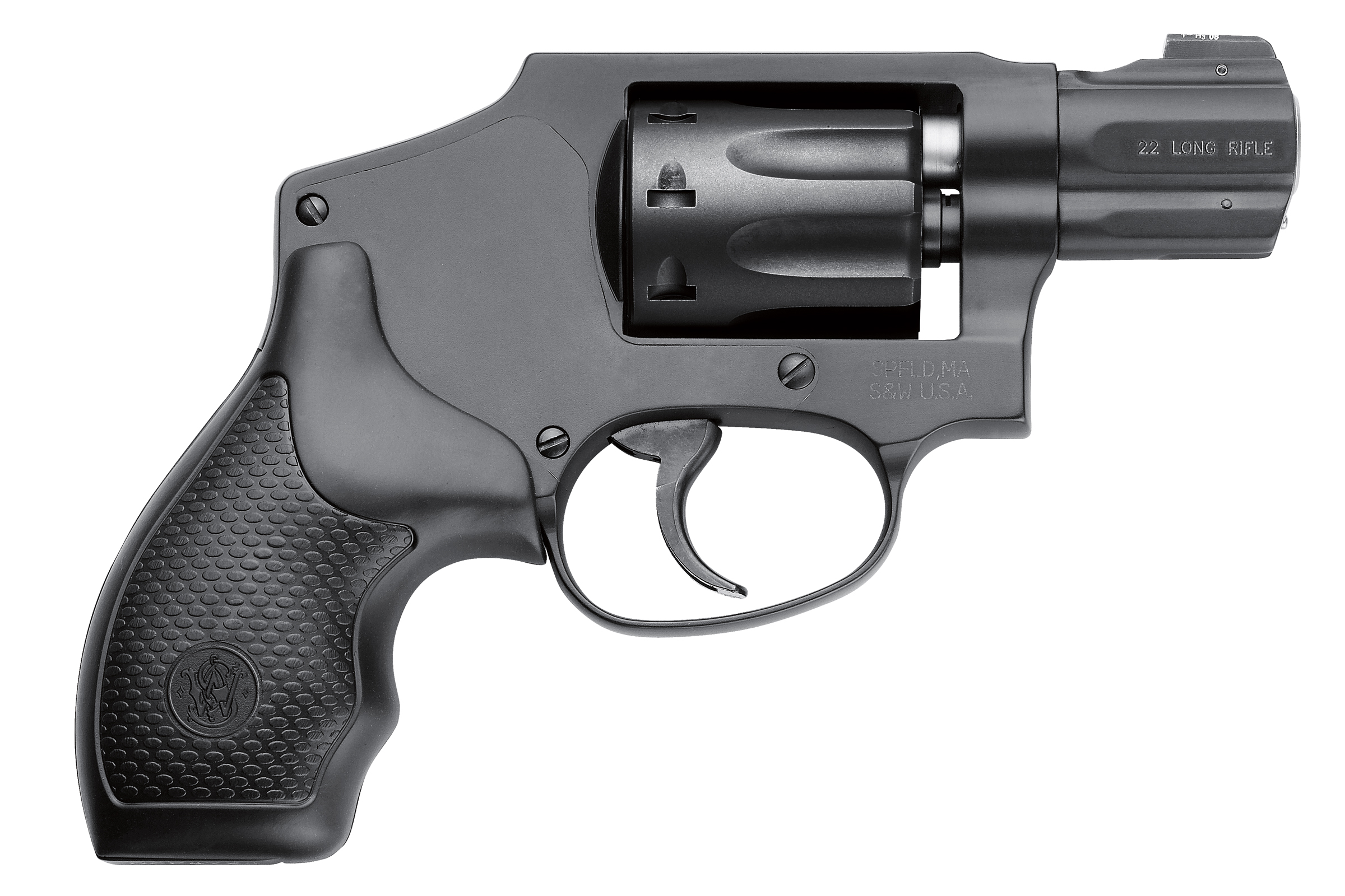 Smith and Wesson 43C 22 LR