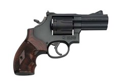 Smith and Wesson 586 L-Comp 357 Magnum | 38 Special