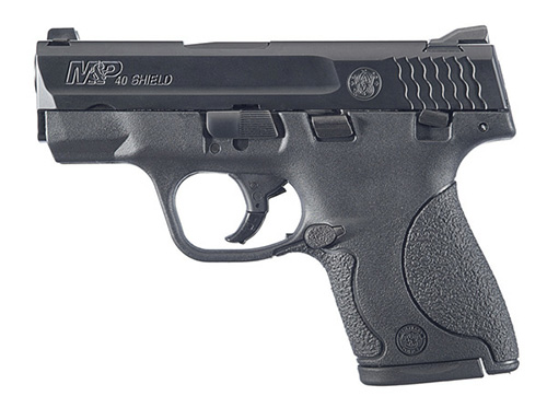 Smith and Wesson M&P40 SHIELD 40 S&W
