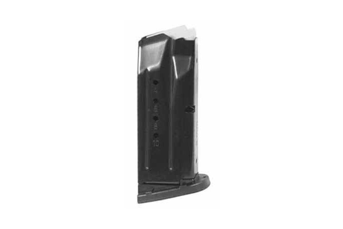 Smith and Wesson M&P9c Magazine 9mm Accessory-Magazines - Item #: SM19462 / MFG Model #: 19462 / UPC: 022188132397 - MAGAZINE M&P9C 9MM 10RD 19462