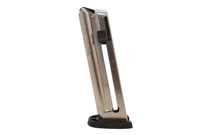 Smith and Wesson SW22 Victory Magazine 22 LR Accessory-Magazines - Item #: SM3001520 / MFG Model #: 3001520 / UPC: 022188868302 - MAGAZINE VICTORY 22LR 10RD 3001520 PACKAGED MAGAZINE