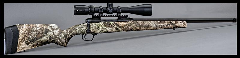 Savage Arms 110 APEX PREDATOR XP 223 REM