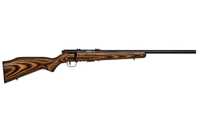 Savage Arms 93R17 BV 17 HMR Rifle - Item #: SV93R17BVAT / MFG Model #: 96734 / UPC: 062654967344 - 93 BOLT 17HMR BL/LAM HVBBL 5+1 96734