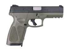 "LIPSEY'S EXCLUSIVE Taurus G3 9mm  Item #: TAG39BODG / MFG Model #: 1-G3B941O / UPC: 725327625797 G3 9MM BLK/ODG 4"" 17+1 1-G3B941O"