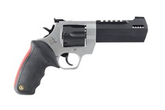"Taurus RAGING HUNTER 357 Magnum | 38 Special  Item #: TA3575RH / MFG Model #: 2-357055RH / UPC: 725327617570 RAGING HUNTR 357M 2TONE 5"" 7SH 2-357055RH