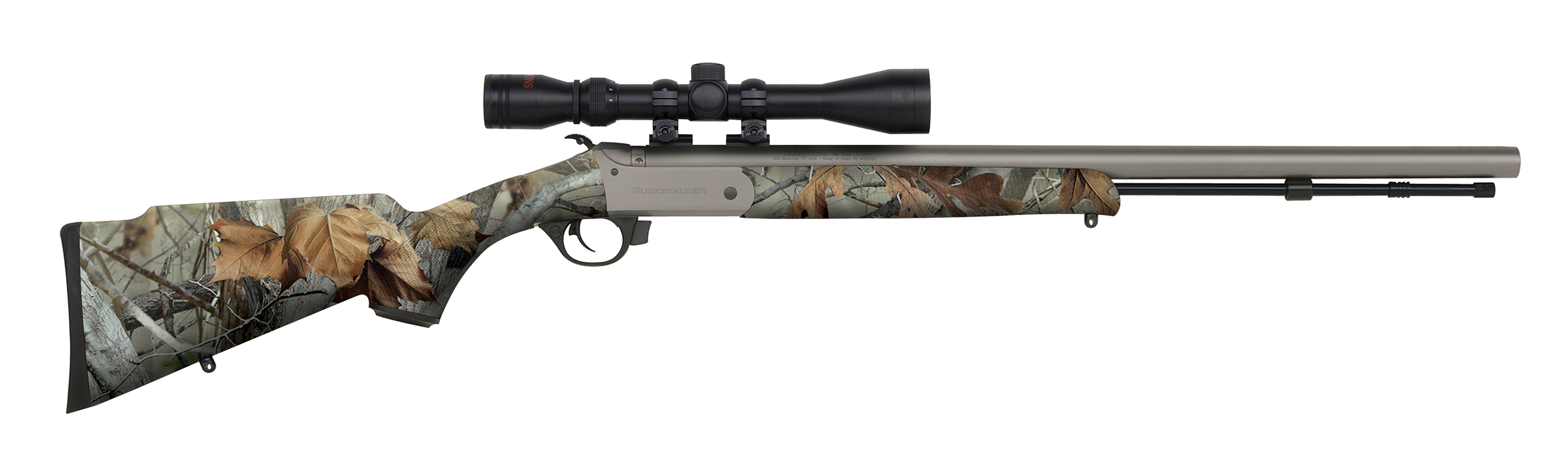 Traditions BUCKSTALKER 50 CALIBER